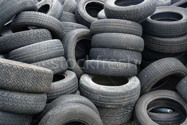old tires detail Stock photo © prill