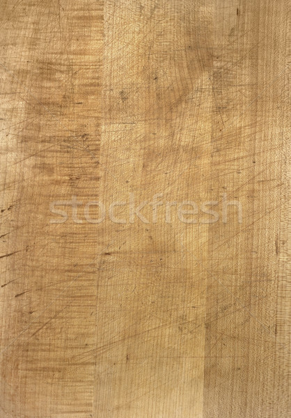 Tagliere full frame dettaglio legno tagliere sfondo Foto d'archivio © prill