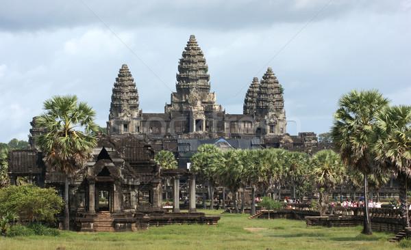 Angkor Wat Stock photo © prill