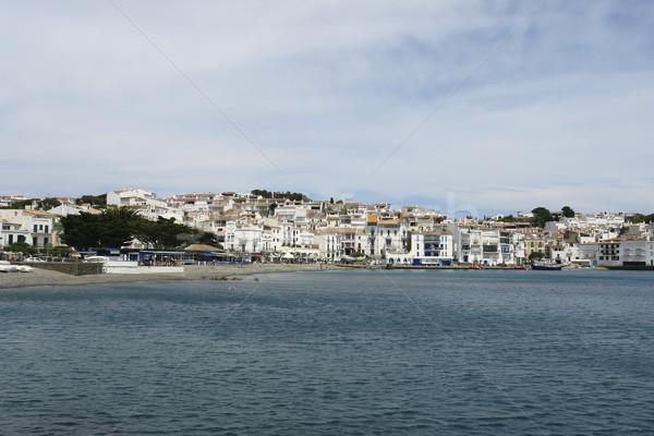 coastal scenery with Port Lligat Stock photo © prill