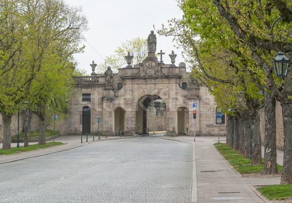 Fulda in Hesse Stock photo © prill