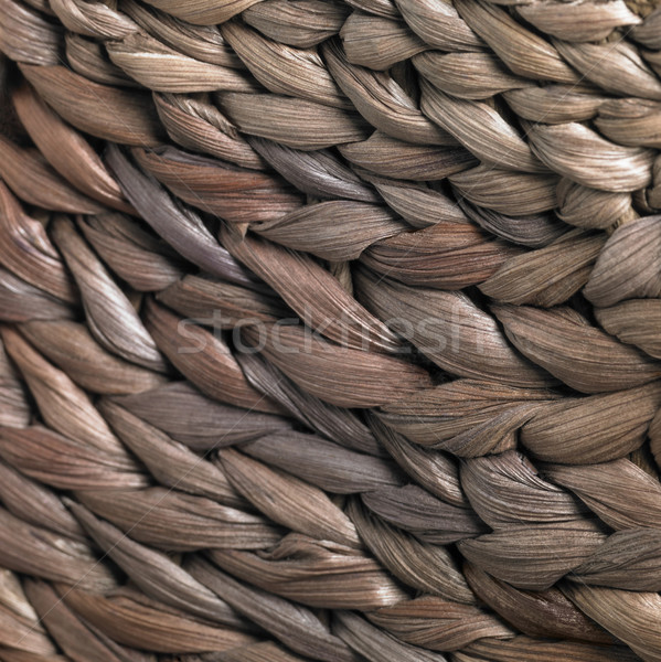 plaited bag detail Stock photo © prill