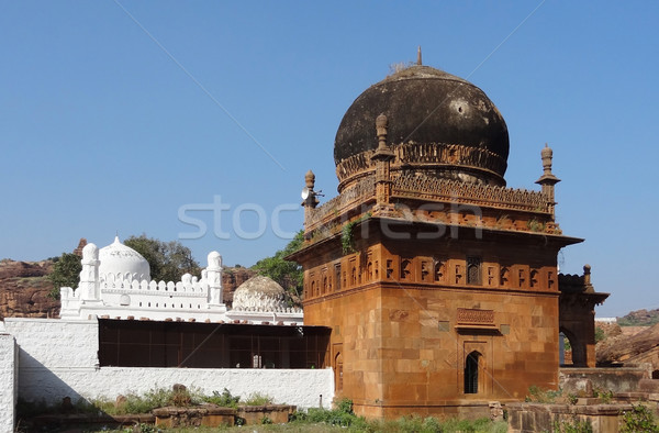 mosque of Tipu Sultan Stock photo © prill