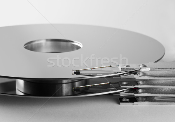 HDD platter Stock photo © prill