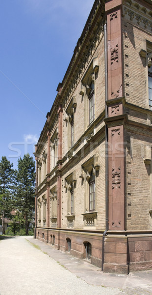 manor house in Freiburg Stock photo © prill