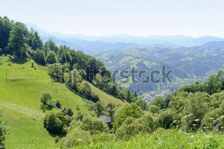 Transylvania Stock photo © prill