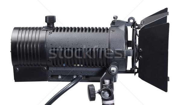 studio flashlight Stock photo © prill