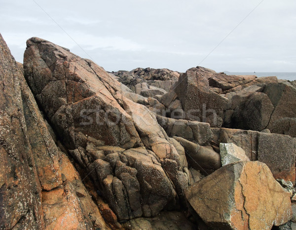 around Perros-Guirec Stock photo © prill
