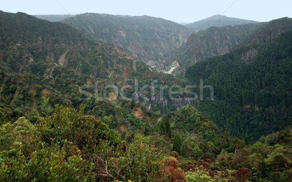 Stok fotoğraf: Panoramik · görmek · manzara · doğa · manzara · dünya