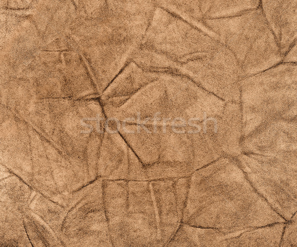 leather surface Stock photo © prill