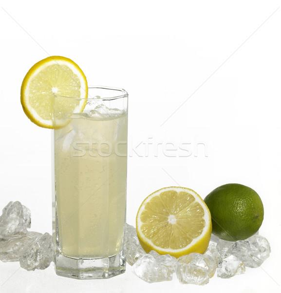 Drinken frisdrank licht Maakt een reservekopie Stockfoto © prill