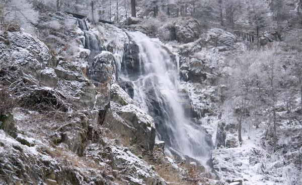 Todtnau Waterfall Stock photo © prill