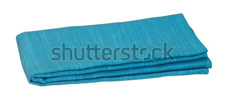 blue blanket Stock photo © prill