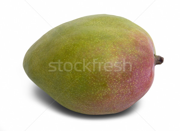 mango in white back Stock photo © prill