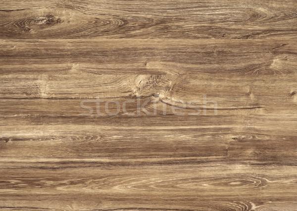 Full frame bois surface brun texture meubles Photo stock © prill