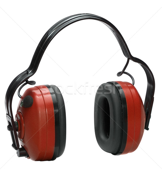 ear protection Stock photo © prill
