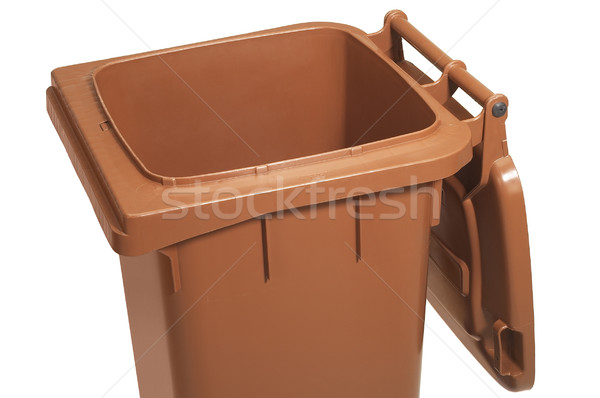 open waste container Stock photo © prill