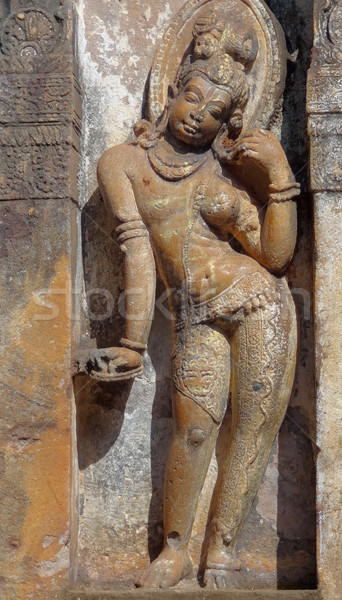 indian sculpture Stock photo © prill