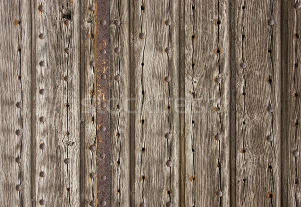 old wooden facade detail Stock photo © prill