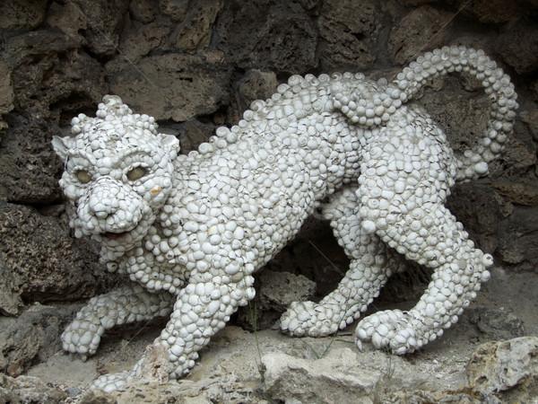 animal sculpture Stock photo © prill