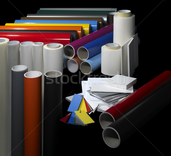 sign making materials Stock photo © prill