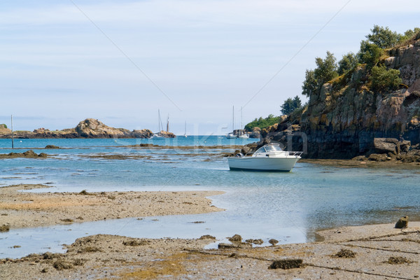 Ile de Brehat Stock photo © prill