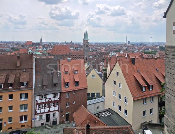 Nuremberg Stock photo © prill