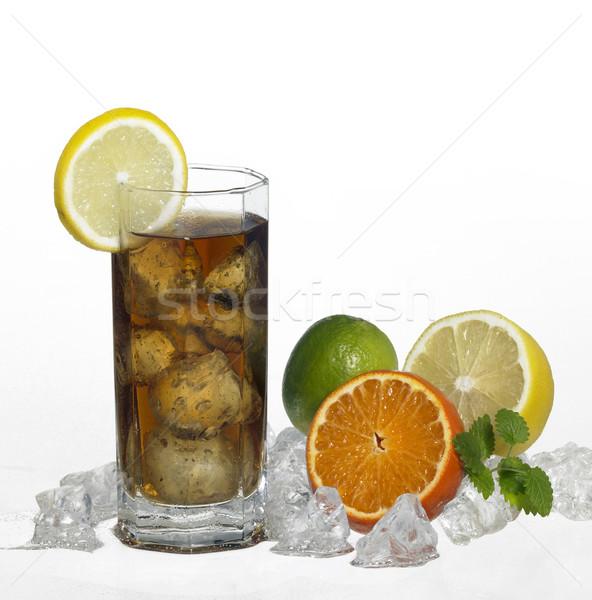 Drinken studio fotografie frisdrank Stockfoto © prill