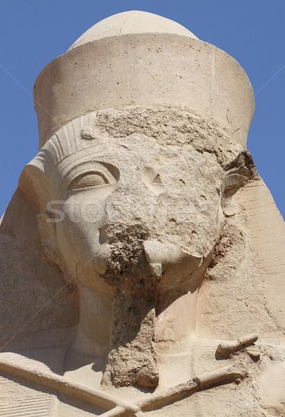 Ramses 2nd Stock photo © prill