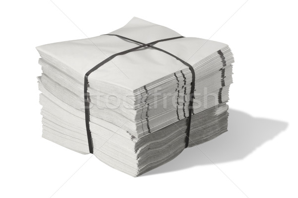 pack of paper Stock photo © prill