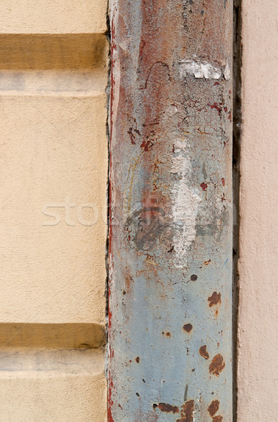 old wall detail Stock photo © prill