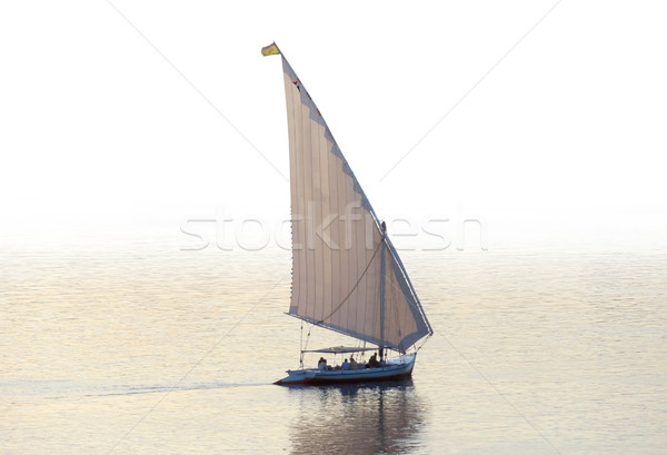 sailing boat Stock photo © prill