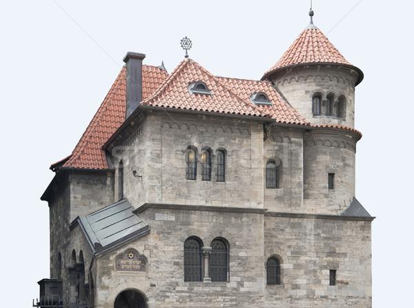 Prag izlenim şehir Çek Cumhuriyeti Bina Stok fotoğraf © prill