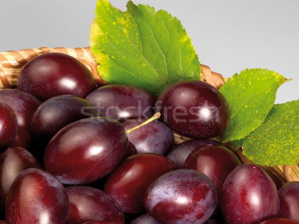 plums Stock photo © prill