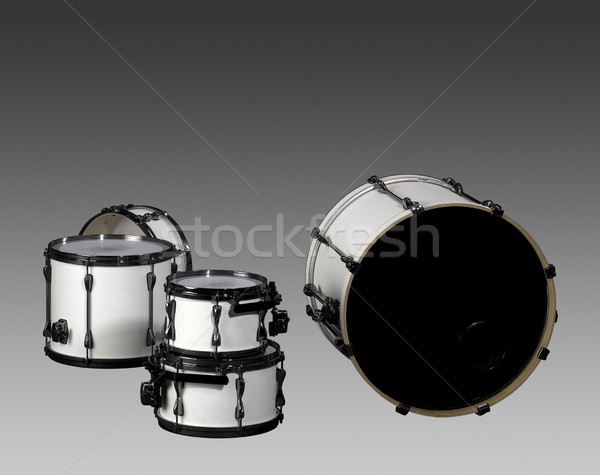 Drum set Stock photo © prill