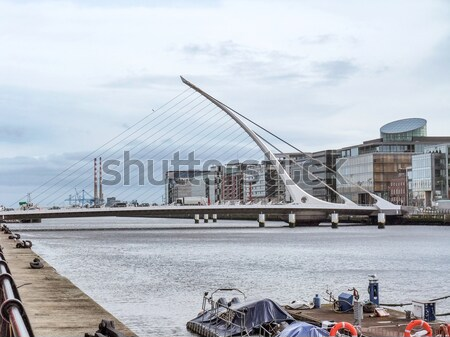 Dublin Stock photo © prill