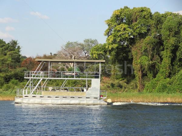 tourist boat Stock photo © prill