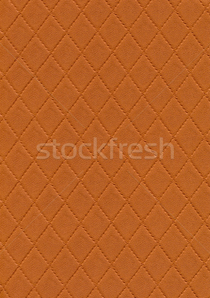 full frame stitched leather background Stock photo © prill