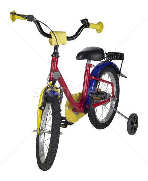 juvenile bicycle Stock photo © prill