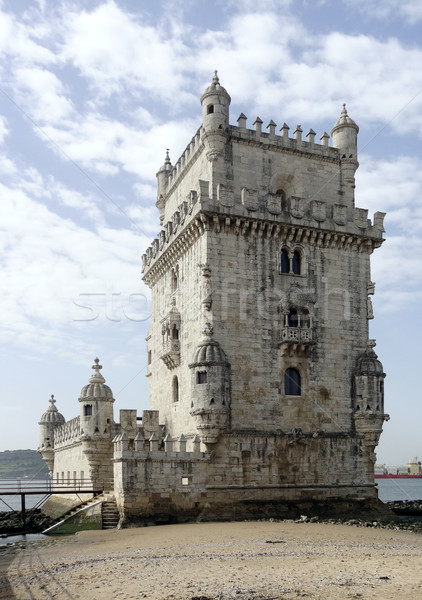 Torre de Belem Stock photo © prill