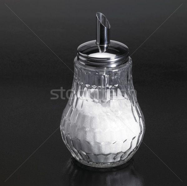 filled sugar sprinkler Stock photo © prill
