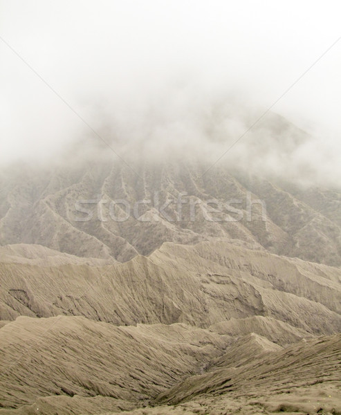 Mount Bromo in Java Stock photo © prill