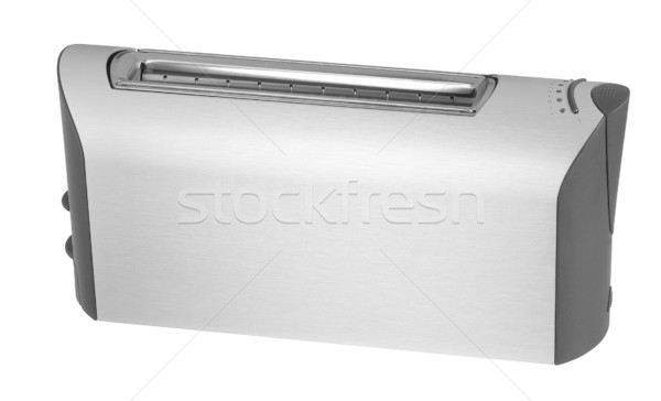metallic toaster Stock photo © prill