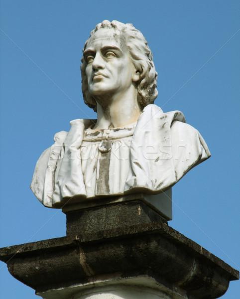 Christopher Columbus Memorial Stock photo © prill