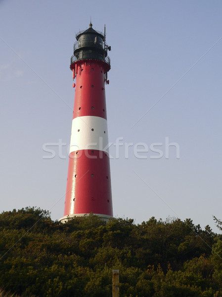 lighthouse in Northern Germany Stock photo © prill