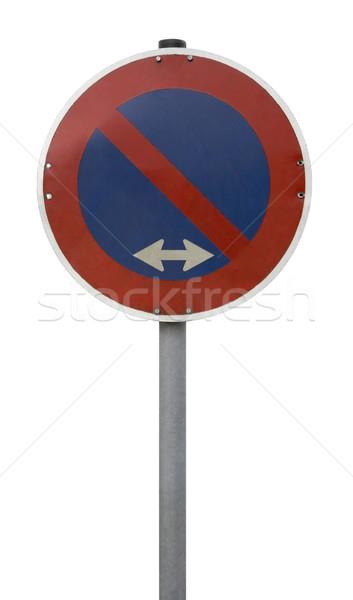 german traffic sign Stock photo © prill
