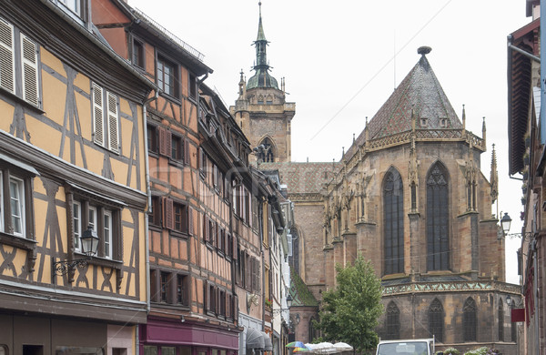 old town of Colmar Stock photo © prill