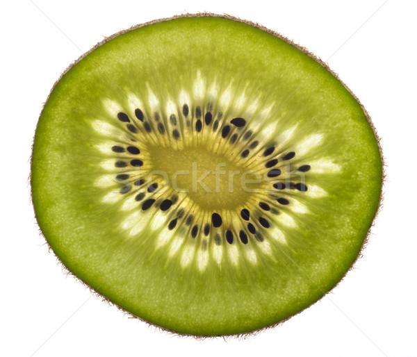 sliced Kiwifruit Stock photo © prill