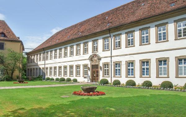 Building  in Bad Mergentheim Stock photo © prill