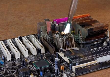 Foto stock: Ardor · placa · detalle · principal · bordo · Rusty